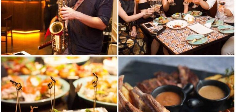 Pincho có menu đa dạng với nhiều loại tapas đặc biệt, các món Âu đặc sắc theo mùa.