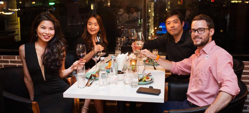 Pincho 27 Hàng Bè lãng mạn, lịch sự, đồ ăn ngon, phù hợp hẹn hò với bạn bè, đồng nghiệp